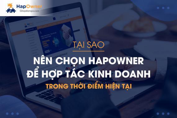 Vì sao hiện tại là thời điểm vàng để hợp tác kinh doanh với HapOwner?