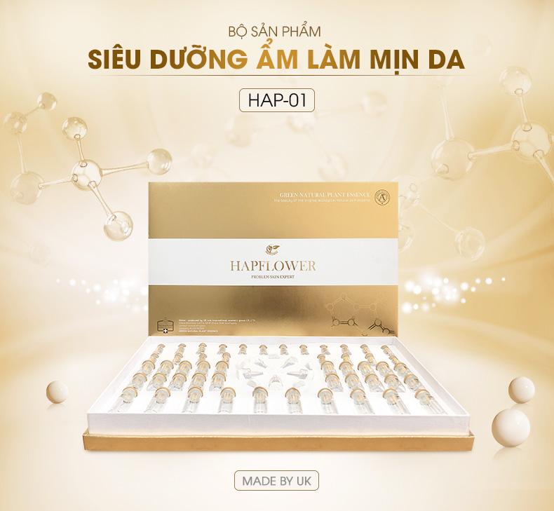 Bộ sản phẩm siêu dưỡng ẩm HAP-01
