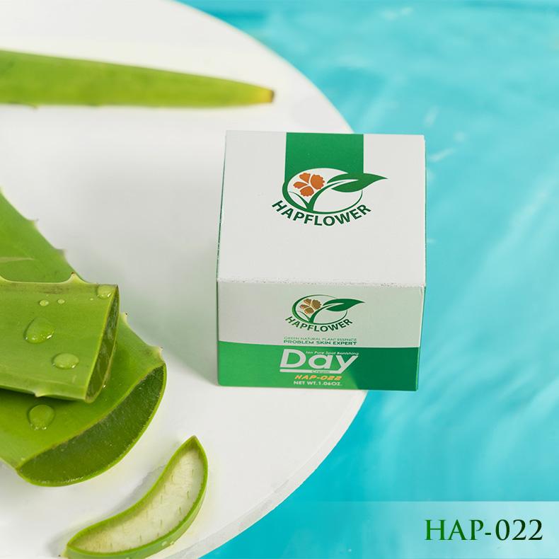 HAP-022: Kem trị nám ion thuần khiết Ban ngày