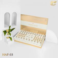 HAP-03: Bộ sản phẩm ngăn dầu, trị mụn chanh HapFlower