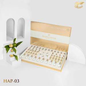 HAP-03: Bộ sản phẩm ngăn dầu, trị mụn chanh