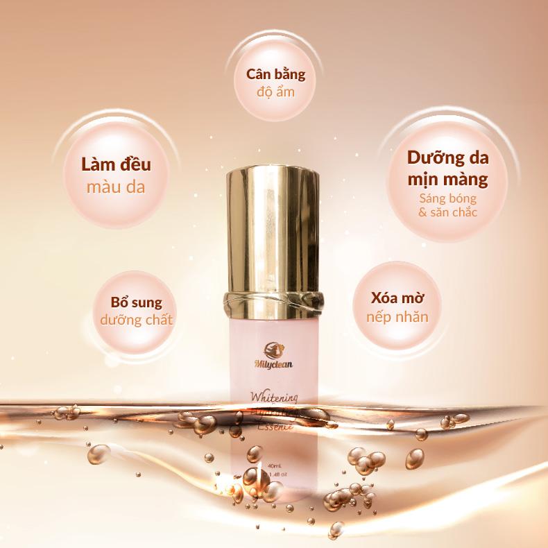Tinh chất dưỡng ẩm làm trắng MLC-07