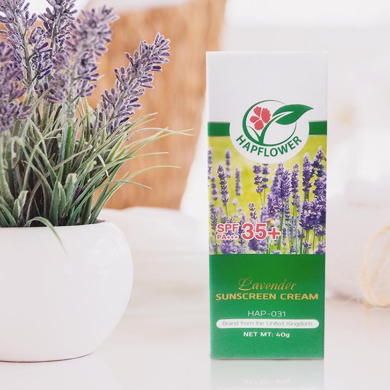 Kem chống nắng hoa Oải hương HAP-031
